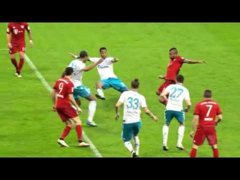 Bundesliga alaba a Arturo Vidal
