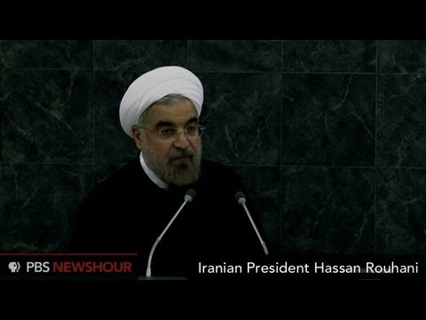 Iranian President Rouhani ready for nuclear negotiations