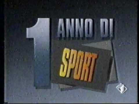 """""""Un anno di sport"""" – 1987 – Sigla iniziale"""
