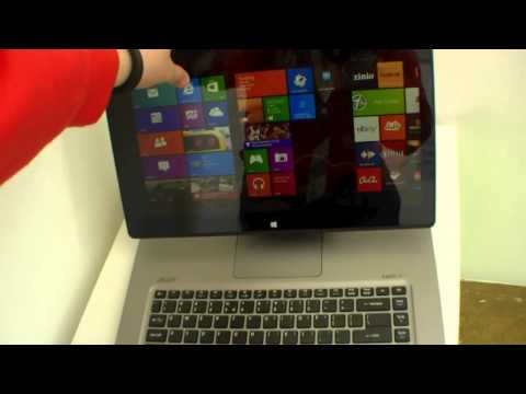 Acer Aspire R7 hands-on from press event in New York