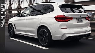 2020 BMW X3 M Competition in New York