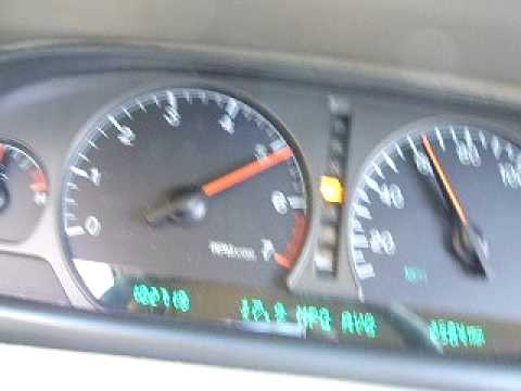 1999 Cadillac Eldorado ETC 0-100
