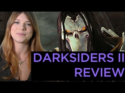 Darksiders II REVIEW!