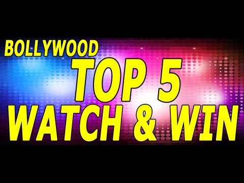 """Bollywood Top 5 Songs"" 