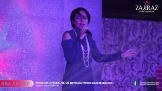 download lagu Ara Af 2016 - Warkah Untukku Live gratis