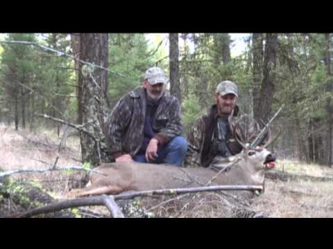 2009 Remington 760 Mule Deer Hunt