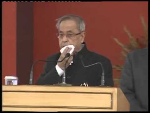 President Pranab Mukherjee inaugurates India International Trade Fair