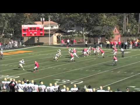 St Joe's Regional vs. Bergen Catholic High School Football Highlights 2011