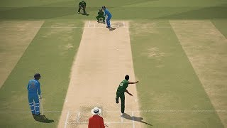 India Vs Pakistan Live Match Gameplay With Ashes Cricket | CWC19 | IND VS PAK | PC Gameplay