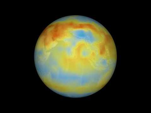 Global Carbon Dioxide, July 2003