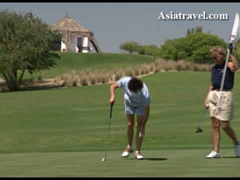 Golf in Dubai by Asiatravel.com