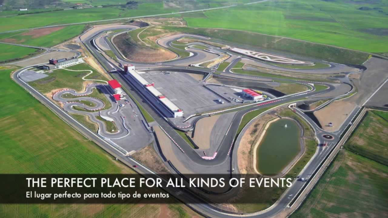 Circuito Los Arcos : Circuit of navarra the perfect place for all kind