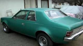 1970 AMC Hornet SST