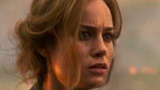 Nuevo Trailer De Capitana Marvel Arregla Un Problema De Avengers 4