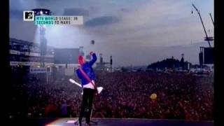 30 Seconds to Mars Video - 30 Seconds to Mars-A beautiful lie (live at Rock am Ring 2010)
