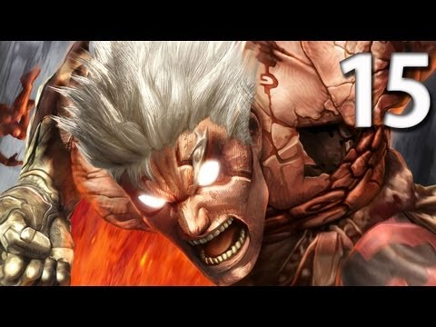 Asura's Wrath Walkthrough - Part 3 Karma (Episode 15) - A New Cause Let's Play XBOX PS3 PC