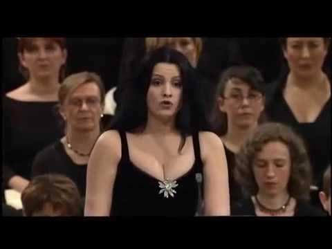 Requiem Verdi Libera me; Berlín Dir. Abbado