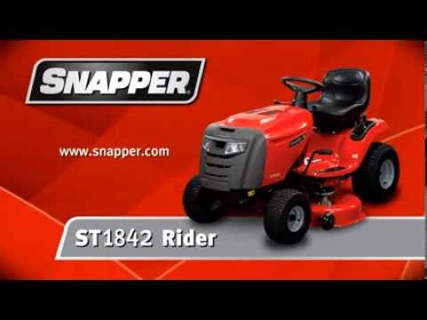 Snapper ST1842 Riding Mower