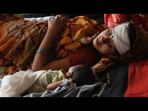 'A chance at life' - Tackling child mortality in Madhya Pradesh, India