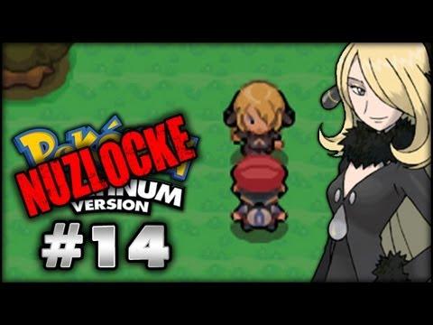 Pokémon Platinum Nuzlocke - Part 14: Route 210 frustrations!