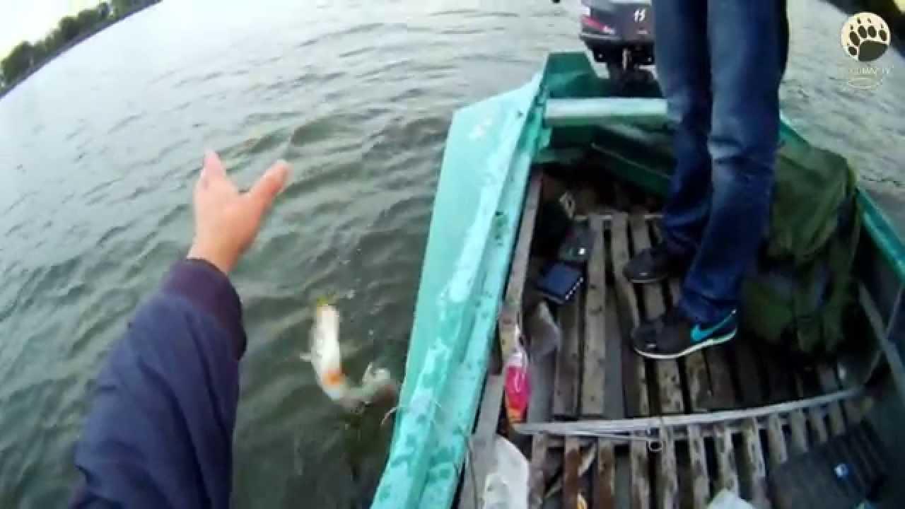 Рыбалка окуня весной раскаты