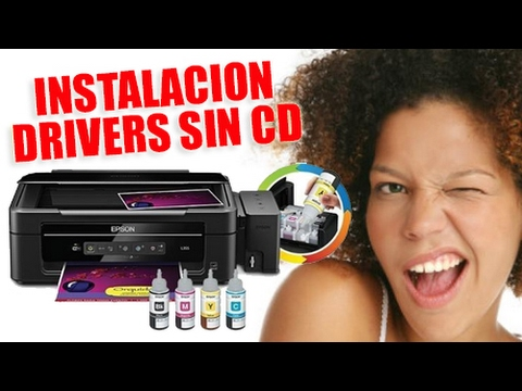 como instalar drivers impresora epson l220 sin cd