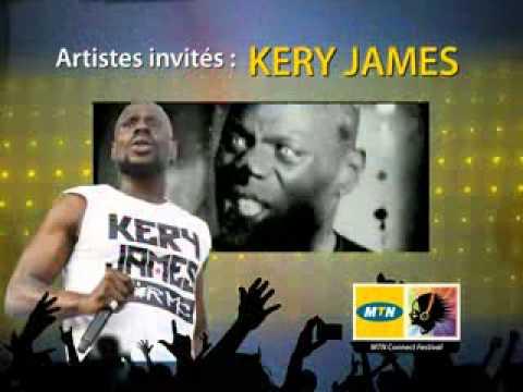 Spot TV du Festival MTN Connect ià Brazzaville du 14 au 16 mars 2014