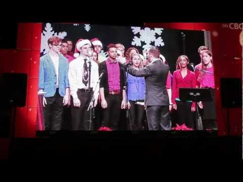 Wexford Gleeks - CBC Sounds of the Season - Song 2