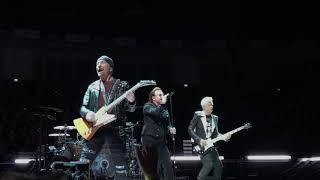 U2 - London Full Live Concert 23/10/2018 @ 02 Arena