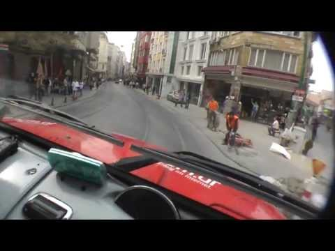 Tag 6 - Allgäu Orient Rallye - City RACE Istanbul - Team04 Radio LuckyBreak