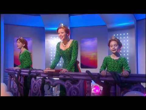 "Kimberley Walsh singing ""I Know It's Today"" on This Morning - 6 Jan 12"