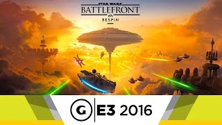 Star Wars Battlefront - Bespin Launch Trailer