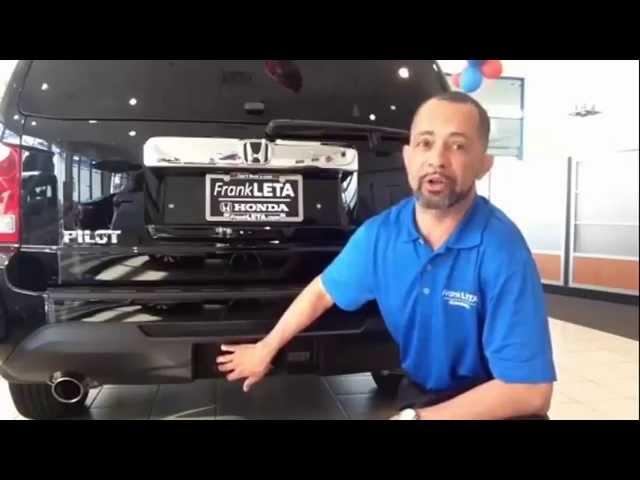 Honda Highlight 2014 Honda Pilot Towing | How much can a ...