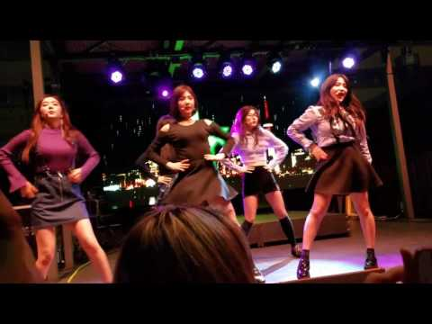 Red Velvet Rookie Live Performance Austin Texas