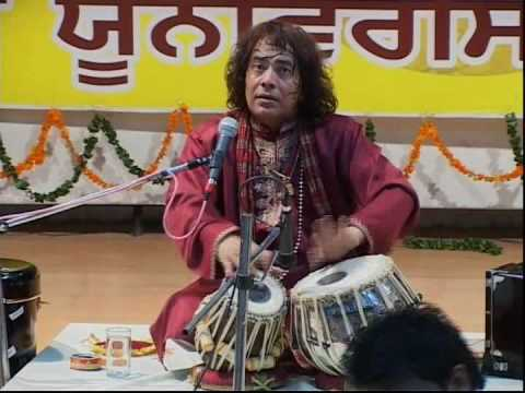 Ustad Tari Khan Tabla Solo In India -5 video