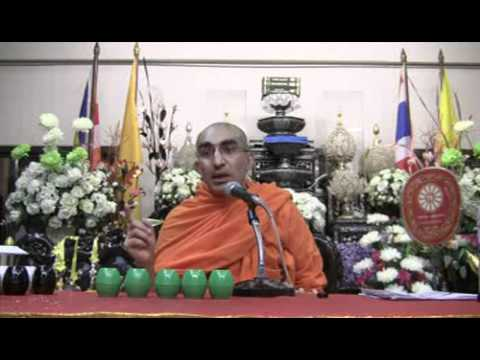 Sayadaw U Mandala 4 5 (vipassana Meditation Course In Bangkok ) video