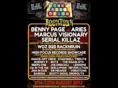 Benny Page B2B Aries B2B Serial Killaz B2B Serum B2B Marcus Visionary