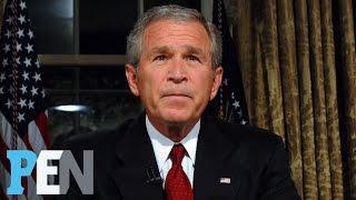 George W. Bush On Donald Trump, Michelle Obama, 9/11 & Much More | PEN | TIME