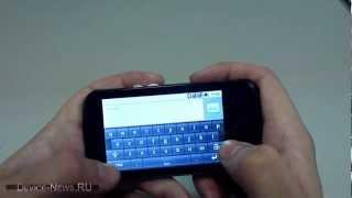 Видеопревью Explay A320 (HD)