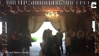 'Savage' wedding video shows photographer shove bride's step-mum out of the way to get the perfect