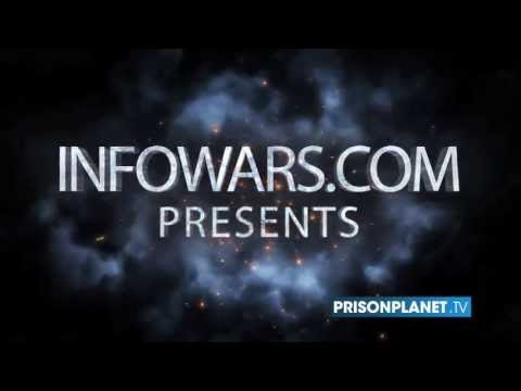 INFOWARS.COM - A Real Star Wars Lego Laser Battle!