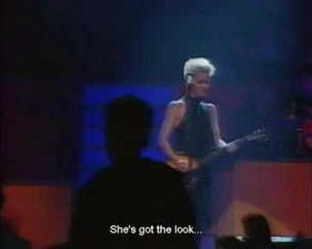 Roxette - The Look live in Zürich 1991
