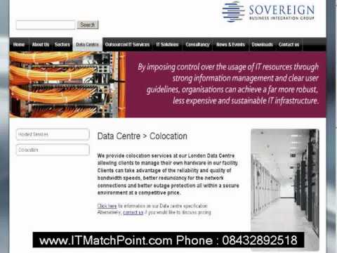 Sheffield Server COLOCATION Services