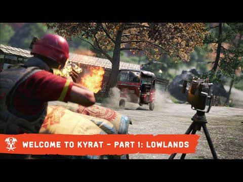 Far Cry 4 Trailer:  Welcome to Kyrat – Part 1: Lowlands