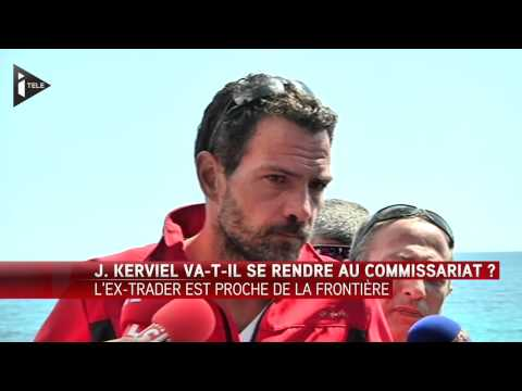 J. Kerviel interpelle F. Hollande et refuse de rentrer en France