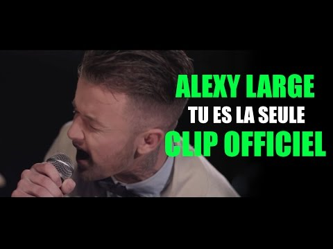 image Alexy Large : Tu es la seule