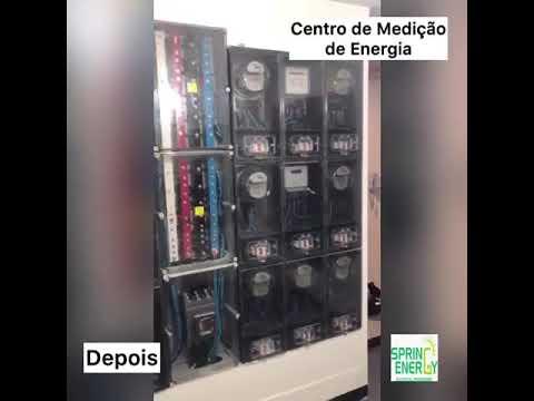 RESIDENCIAL ARAGUAIA - SPRING ENERGY - ADEQUAÇÃO ELÉTRICA