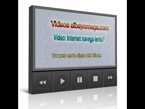 Navegador Internet Lento?