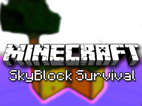 Minecraft: SkyBlock Survival Ep. 15 – Finally, Fish!