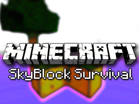 Minecraft: SkyBlock Survival Ep. 15 – Finally, Fish!